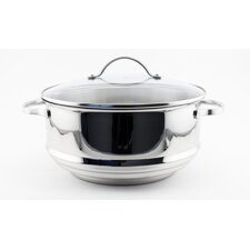EarthChef Premium Multi-Size Steamer Set