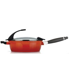 Virgo 11'' Non-Stick Skillet with Lid