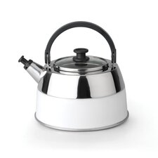Virgo 2.7 Qt. Whistling Tea Kettle