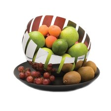 Zeno 2 Piece Fruit Bowl Set