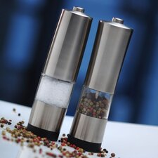 <strong>BergHOFF International</strong> Salt Shaker and Pepper Mill Set