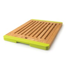 Bamboo Open Groove Bread Board