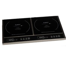 Touch Screen Induction Cook Top