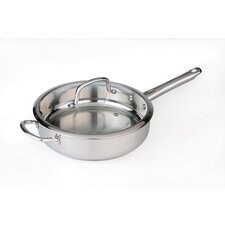 Boreal 10-in. Skillet with Lid
