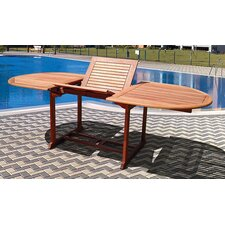 Vista Extension Butterfly Dining Table