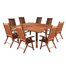Patio 7 Piece Dining Set