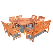 8 Piece Dining Set