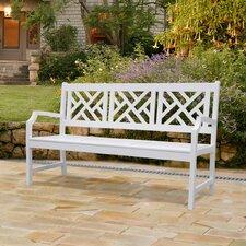 Bradley Acacia Garden Bench