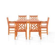 Nantucket 7 Piece Dining Set