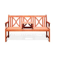 Softcross Eucalyptus Garden Bench