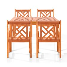Verndale 5 Piece Dining Set