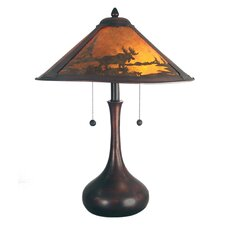 <strong>Dale Tiffany</strong> Wilderness Table Lamp
