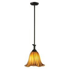 Valley Glen Favrile 1 Light Mini Pendant