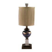 <strong>Dale Tiffany</strong> Mardi Gras Table Lamp