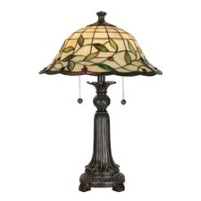 <strong>Dale Tiffany</strong> Tulare Donavan Table Lamp