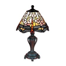 <strong>Dale Tiffany</strong> Dragonfly 1 Light Table Lamp