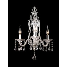 <strong>Dale Tiffany</strong> Careton 3 Light Chandelier