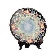 Flower Garden Plate