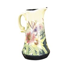 <strong>Dale Tiffany</strong> English Garden Jug
