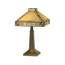 <strong>Dale Tiffany</strong> 2 Light Accent Table Lamp