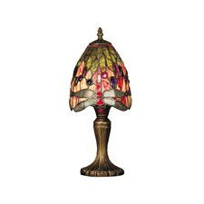 <strong>Dale Tiffany</strong> Vickers 1 Light Table Lamp