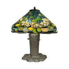 <strong>Dale Tiffany</strong> 3 Light Table Lamp