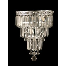 <strong>Dale Tiffany</strong> Bradford 2 Light Wall Sconce
