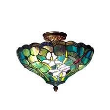 Barrington Savannah Semi Flush Mount