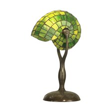 <strong>Dale Tiffany</strong> Nautilus 1 Light Table Lamp