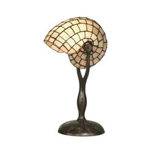 <strong>Dale Tiffany</strong> Nautilus Snail 1 Light Table Lamp