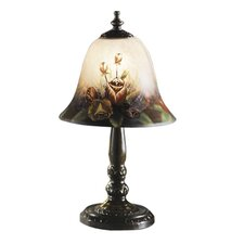 Handale Garden Rose Bell Table Lamp
