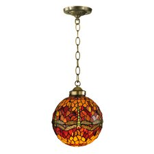 Reves Dragonfly 1 Light Ball Fixture