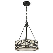 Willow Cottage 2 Light Pendant