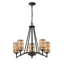 Myriad 5 Light Chandelier