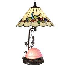 "21.5"" H Turtle 2 Light Table Lamp"