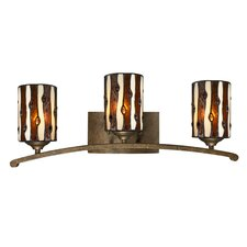 Diamond Hill 3 Light Bath Vanity Light