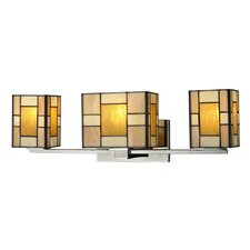 Trovita 3 Light Bath Vanity Light