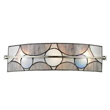 <strong>Dale Tiffany</strong> Meridian 3 Light Bath Vanity Light