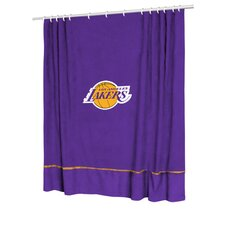 Open Box Price NBA Shower Curtain