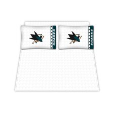 NHL Micro Fiber Sheet Set