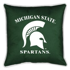 NCAA Michigan State Sidelines Pillow
