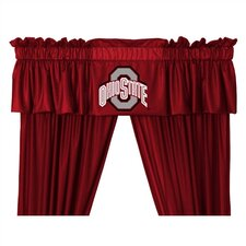 NCAA Curtain Valance
