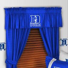 "NCAA 88"" Curtain Valance"