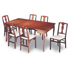 <strong>Stakmore Company, Inc.</strong> Traditional Expanding Dining Table