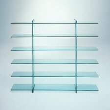 "Teso 78.7"" Bookcase"