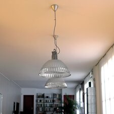 <strong>FontanaArte</strong> Pudding Suspension Lamp with Reflector