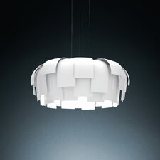 <strong>FontanaArte</strong> Wig 3 Light Foyer Pendant