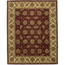 Dynasty Mystic Red Rug