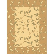 Torino Cream Vineyard Rug