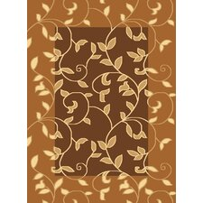 Torino Brown Vineyard Rug